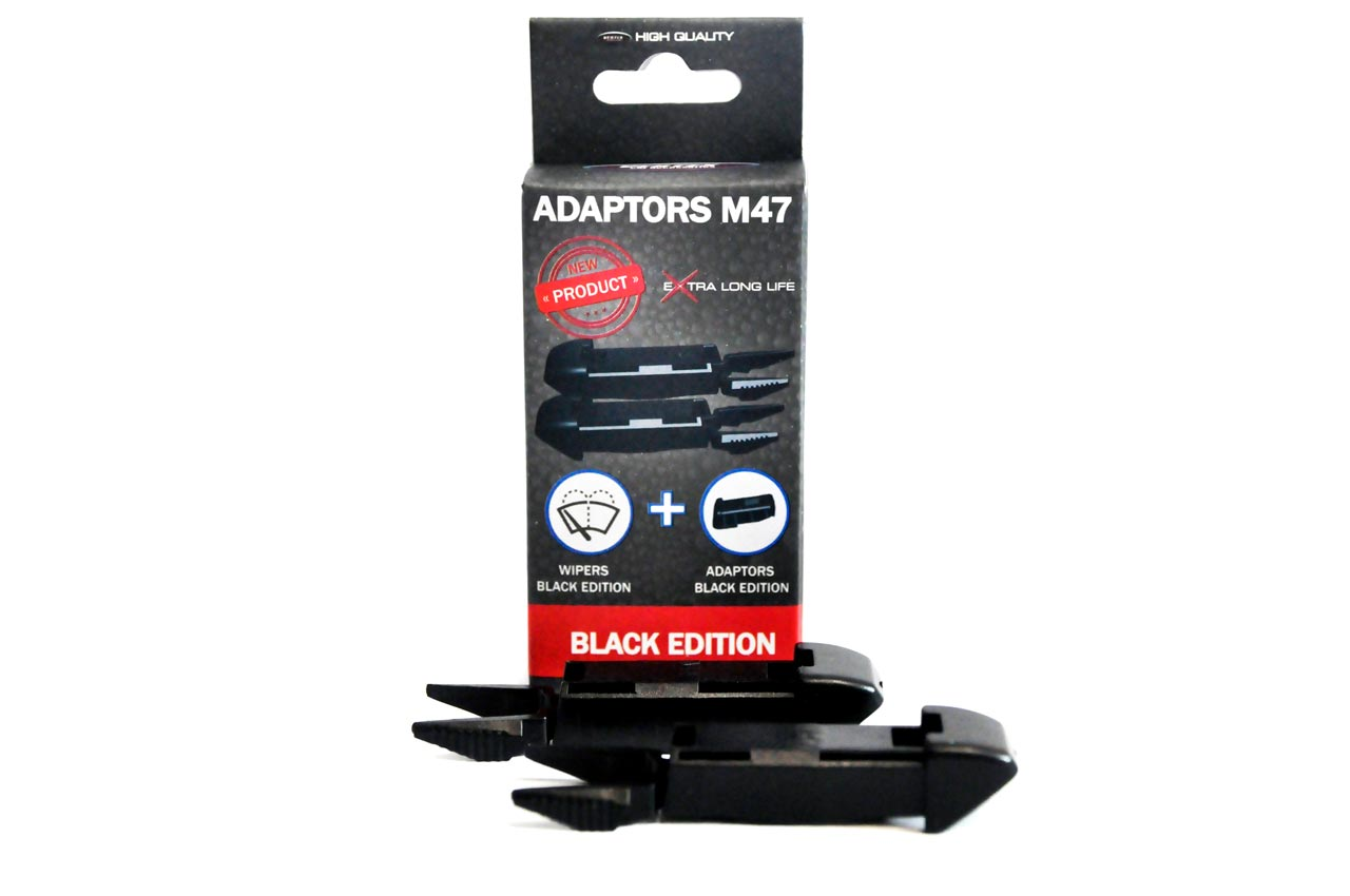 Adaptér M47 BLACK EDITION
