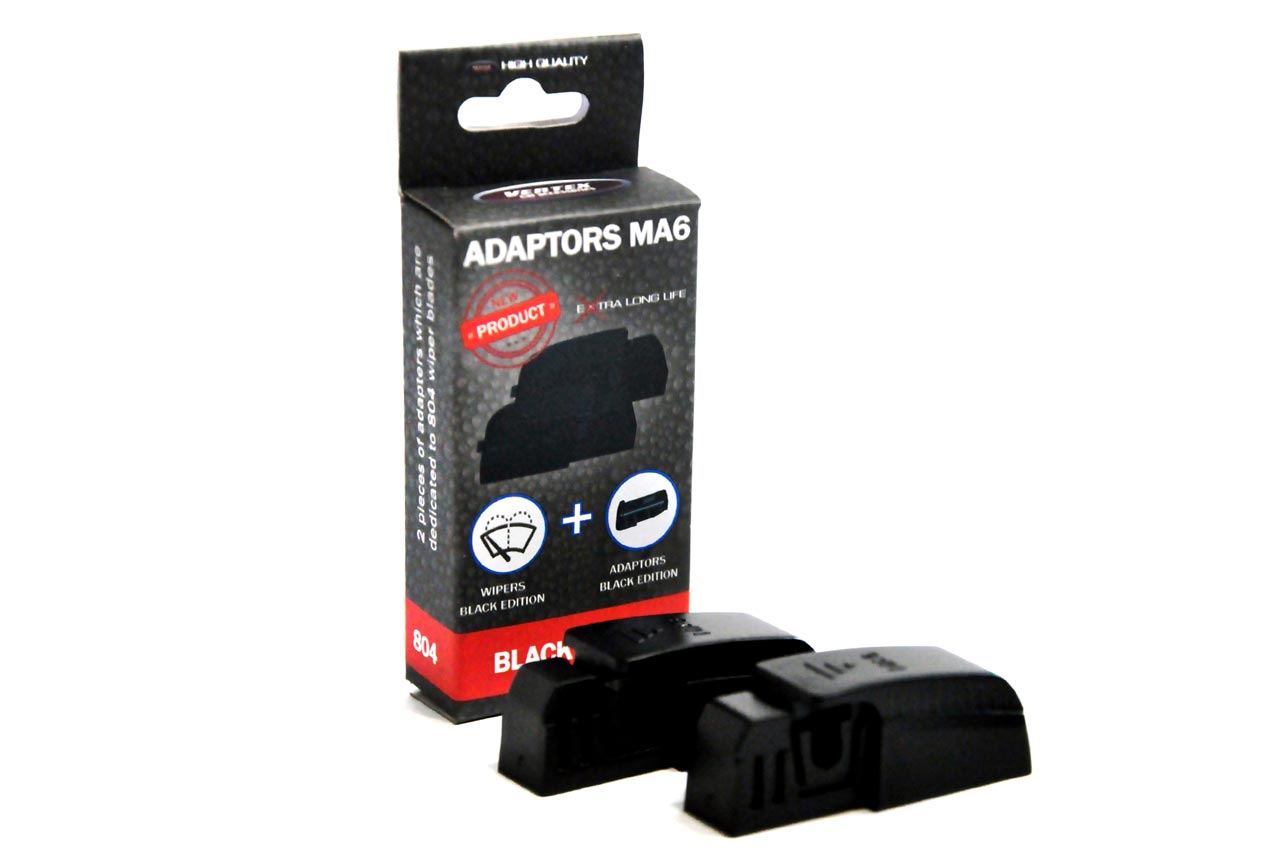 Adaptér MA6 BLACK EDITION