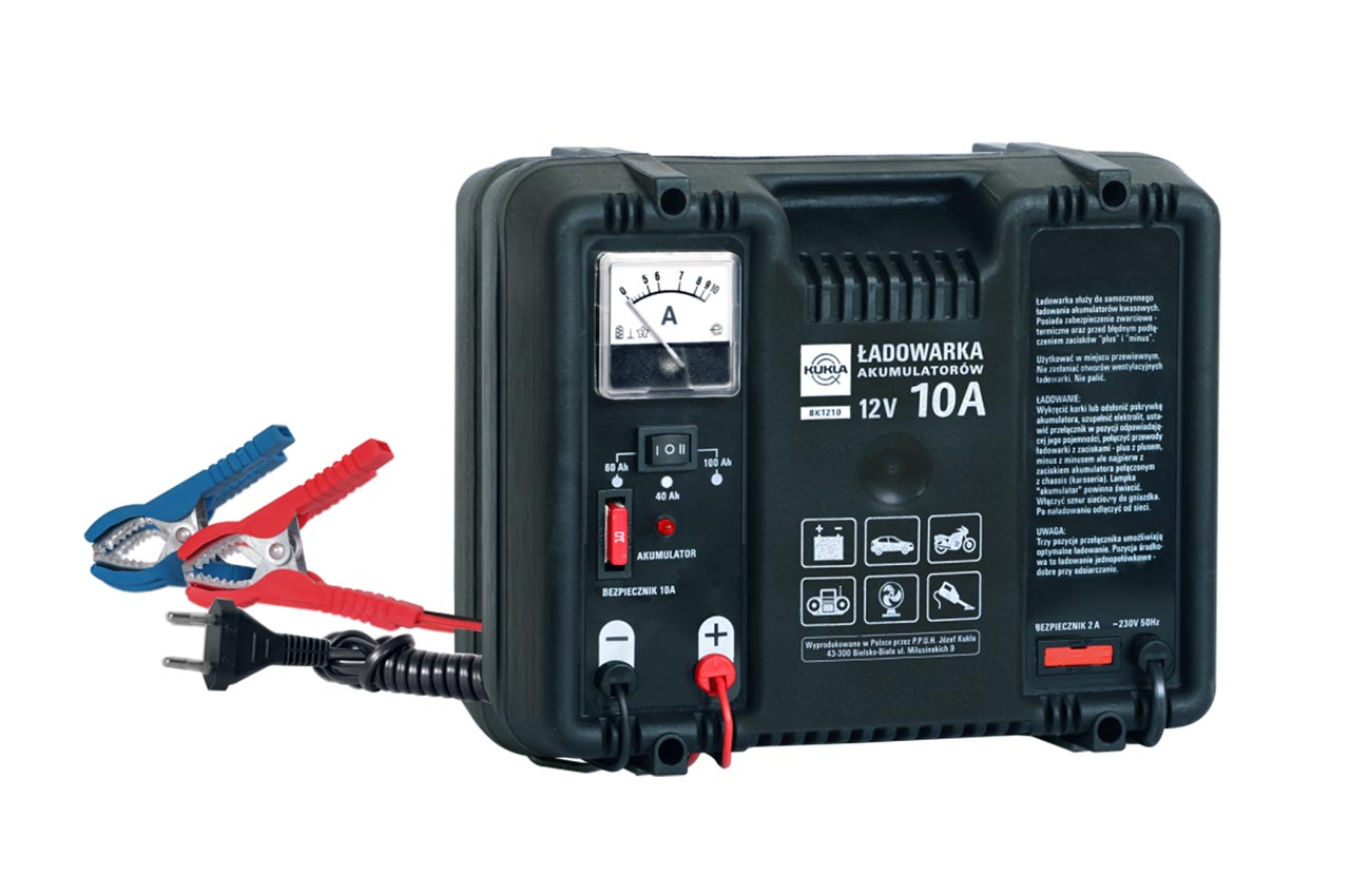 Nabíjačka auto/moto batérií Kukla BK 5 12V/10A