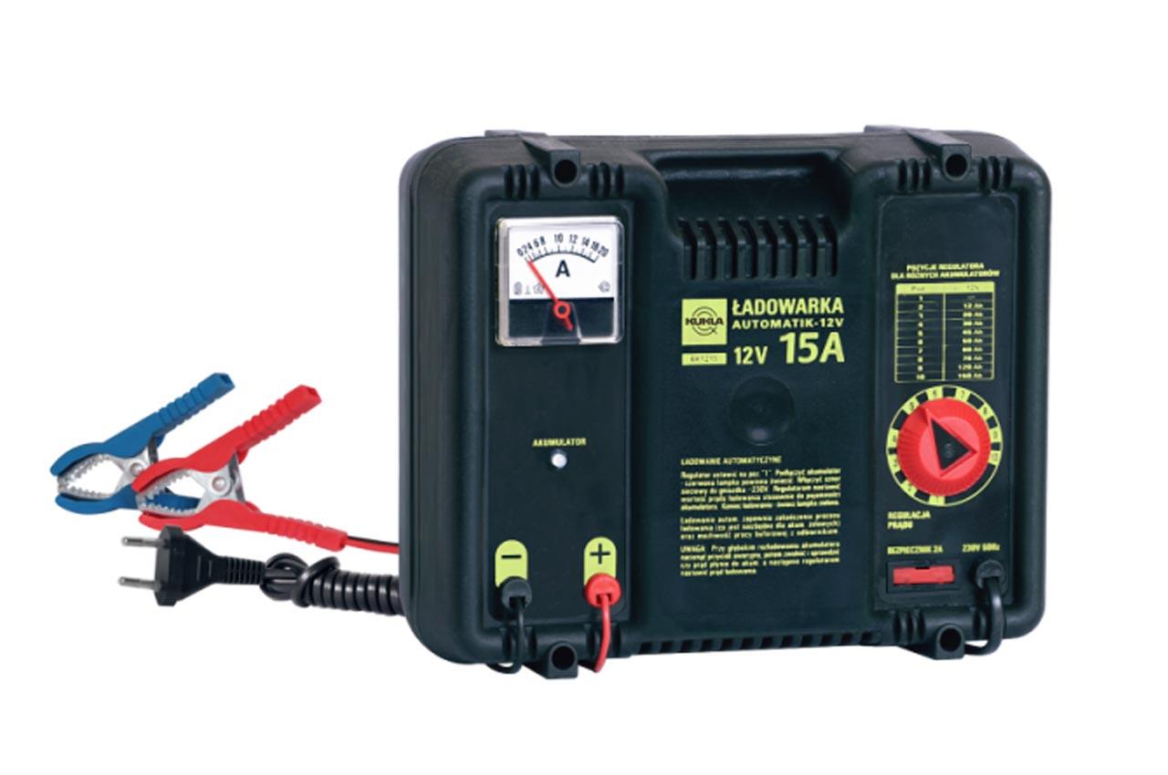 Nabíjačka auto/moto batérií Kukla BK 5 12V/15A Automatik