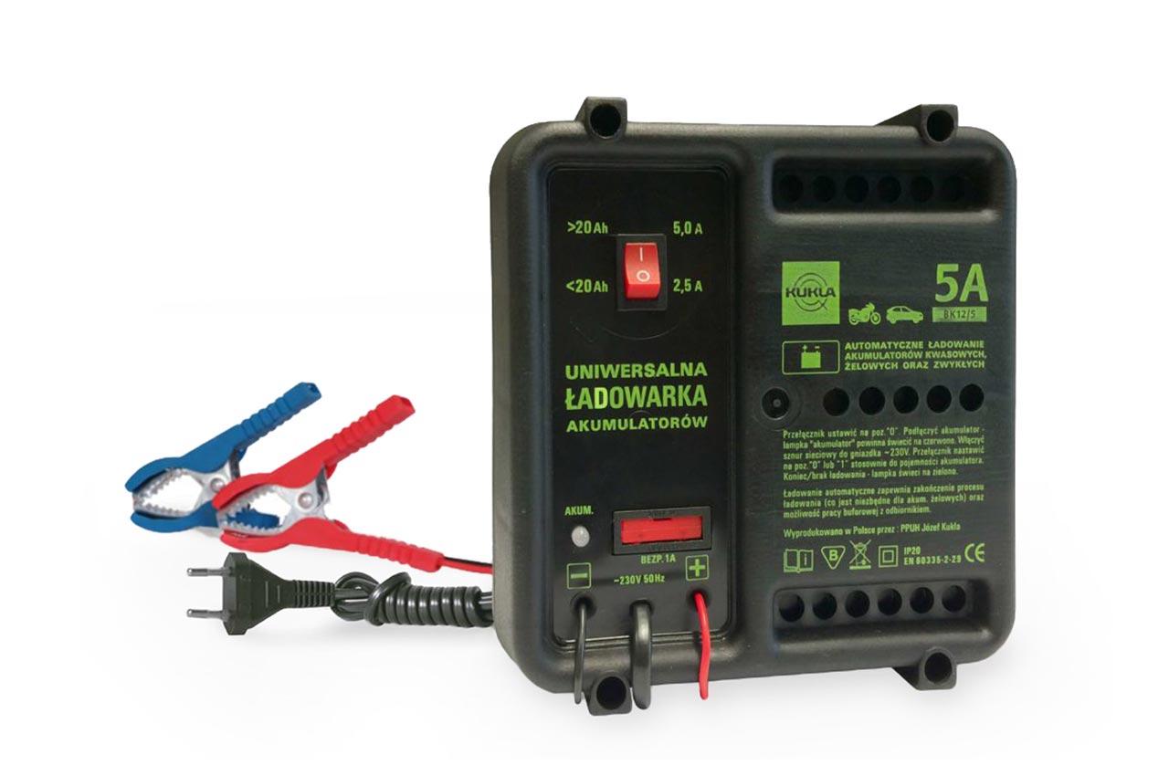 Nabíjačka auto/moto batérií BK 5 Uni 5A