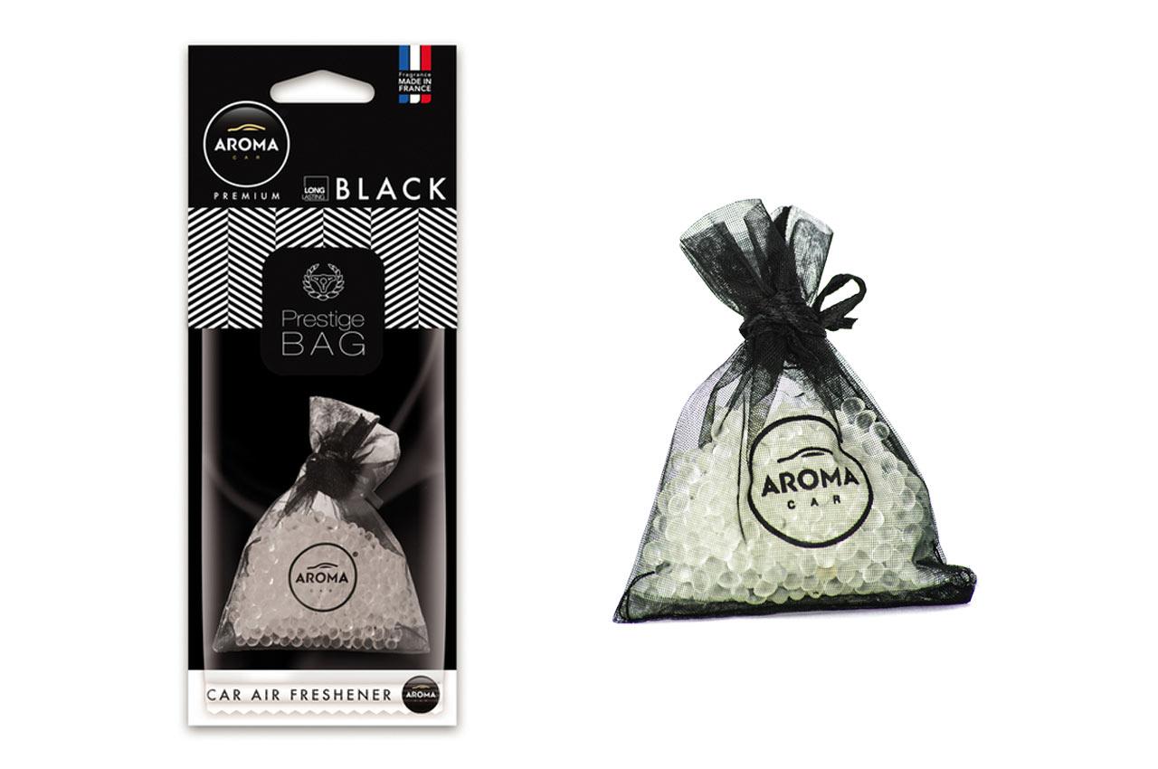 Osviežovače vzduchu AROMA PRESTIGE FRESH BAG BLACK