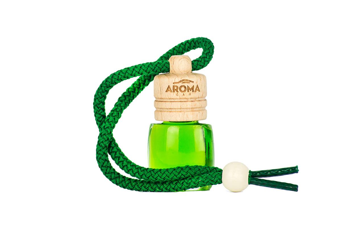 Osviežovače vzduchu AROMA WOOD GREEN TEA