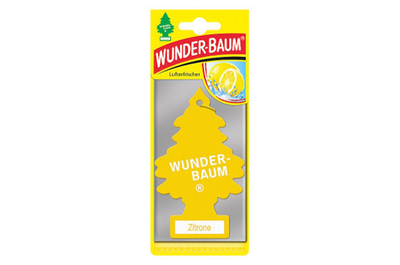 Osviežovač vzduchu Wunder Baum - Citrón