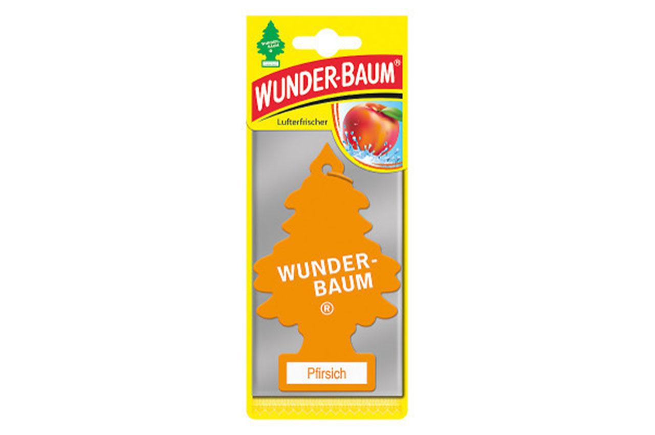 Osviežovač vzduchu Wunder Baum - Broskyňa