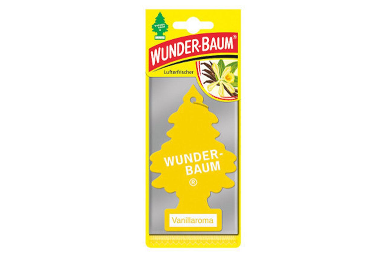 Osviežovač vzduchu Wunder Baum - Vanilka