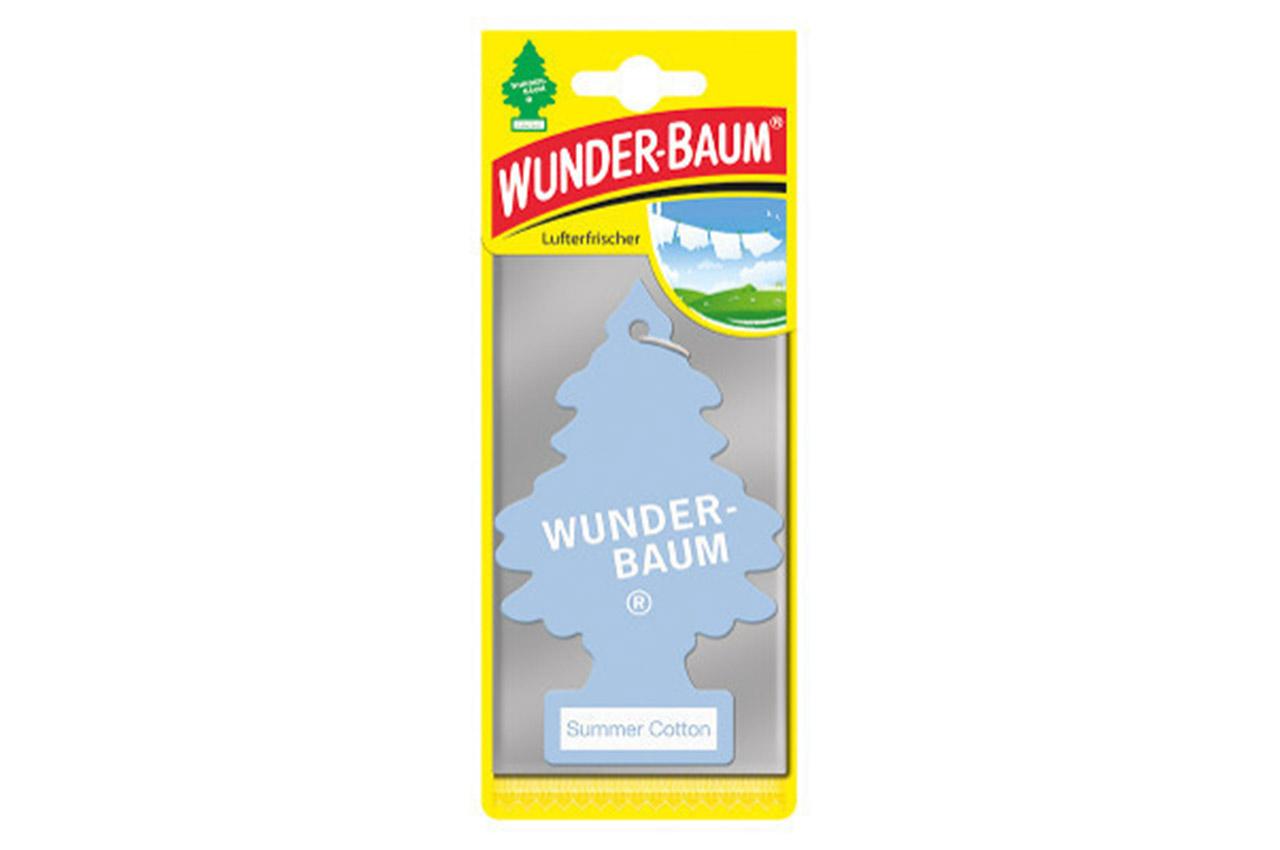 Osviežovač vzduchu Wunder Baum - Summer Cotton