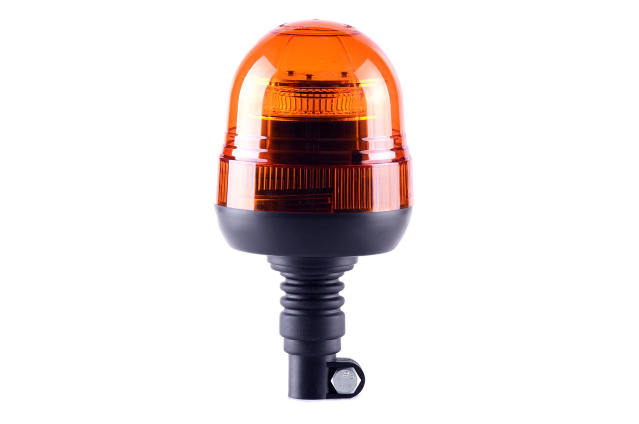Výstražný maják LED VERTEX WAR09P, ECE R10 R65 39LED 12/24V IP56
