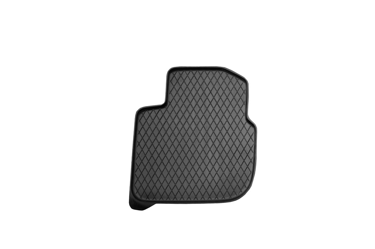Gumové rohože MG Skoda Rapid zadné, model - (30 ľavy)
