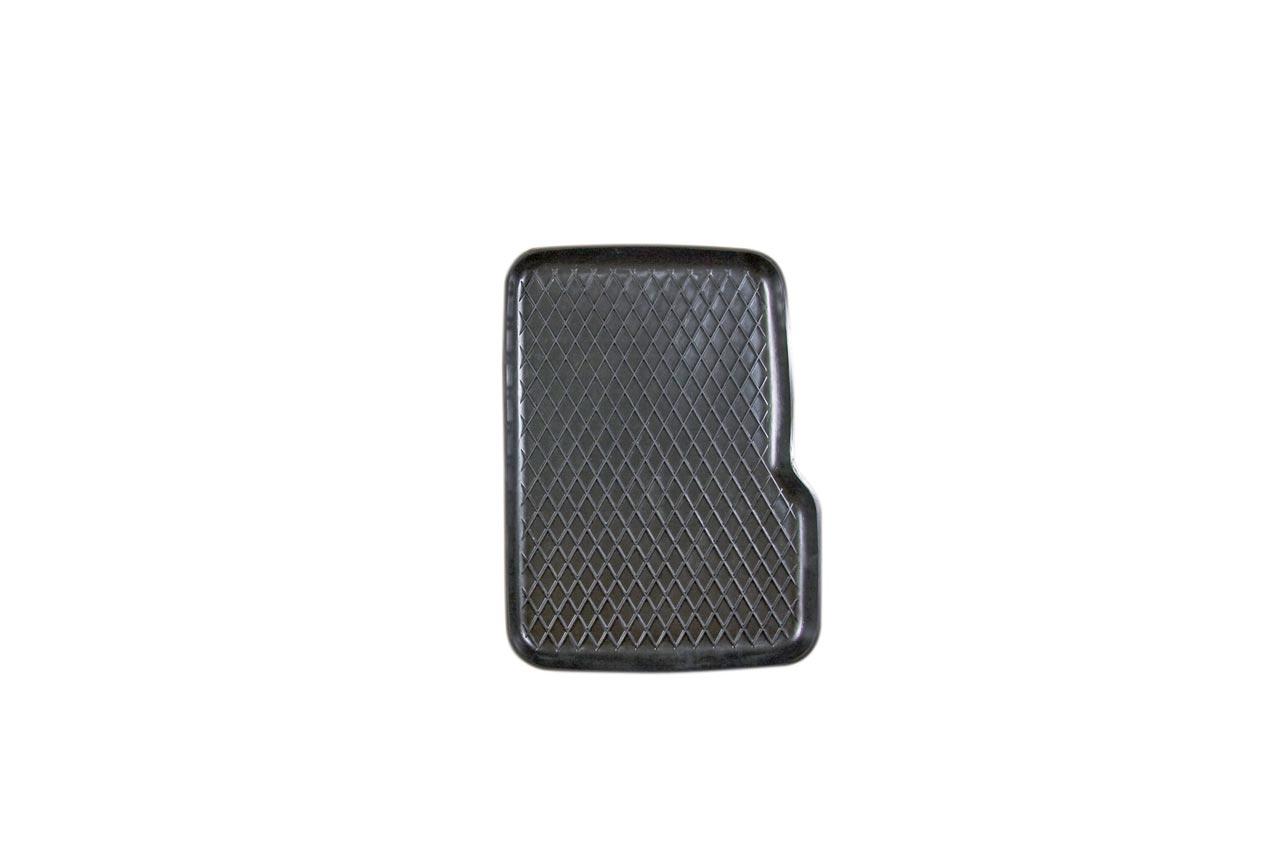 Gumové rohože MG Skoda zadné, model - (8 pravy)
