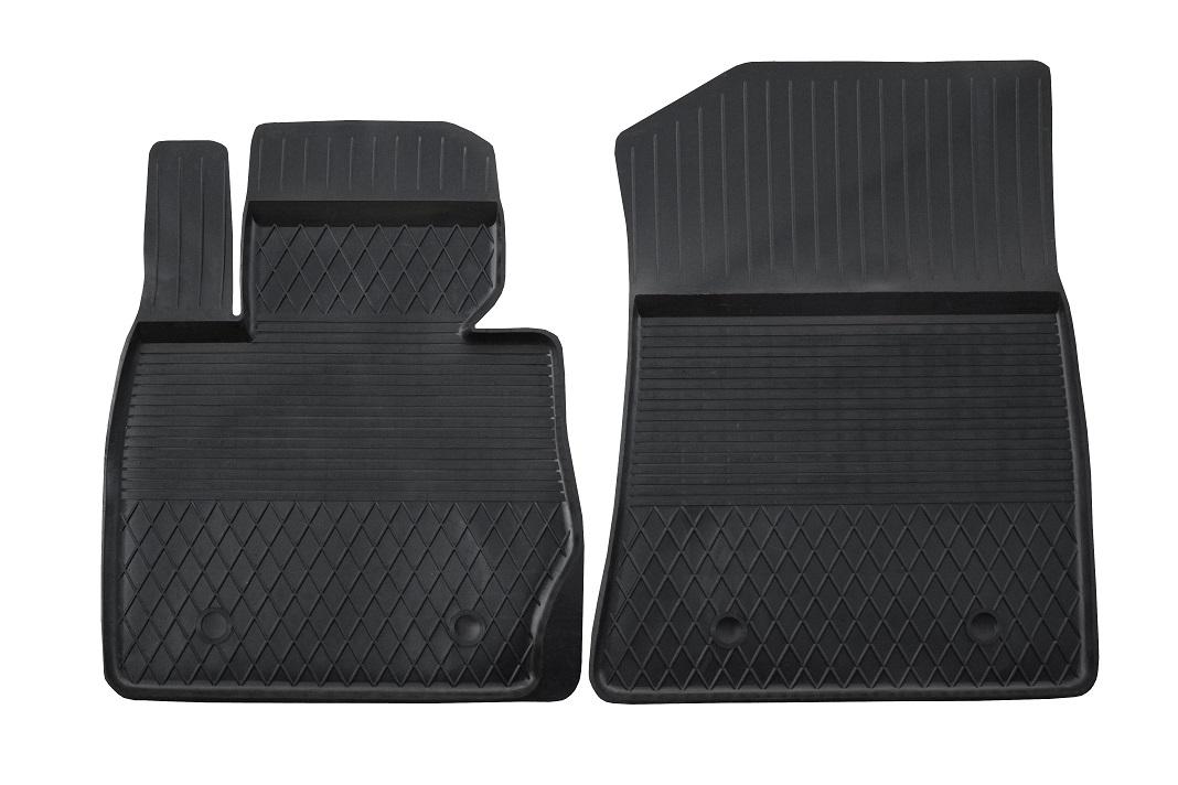 Gumové rohože MG BMW X3, X4 predný, model - (VX ľavý)