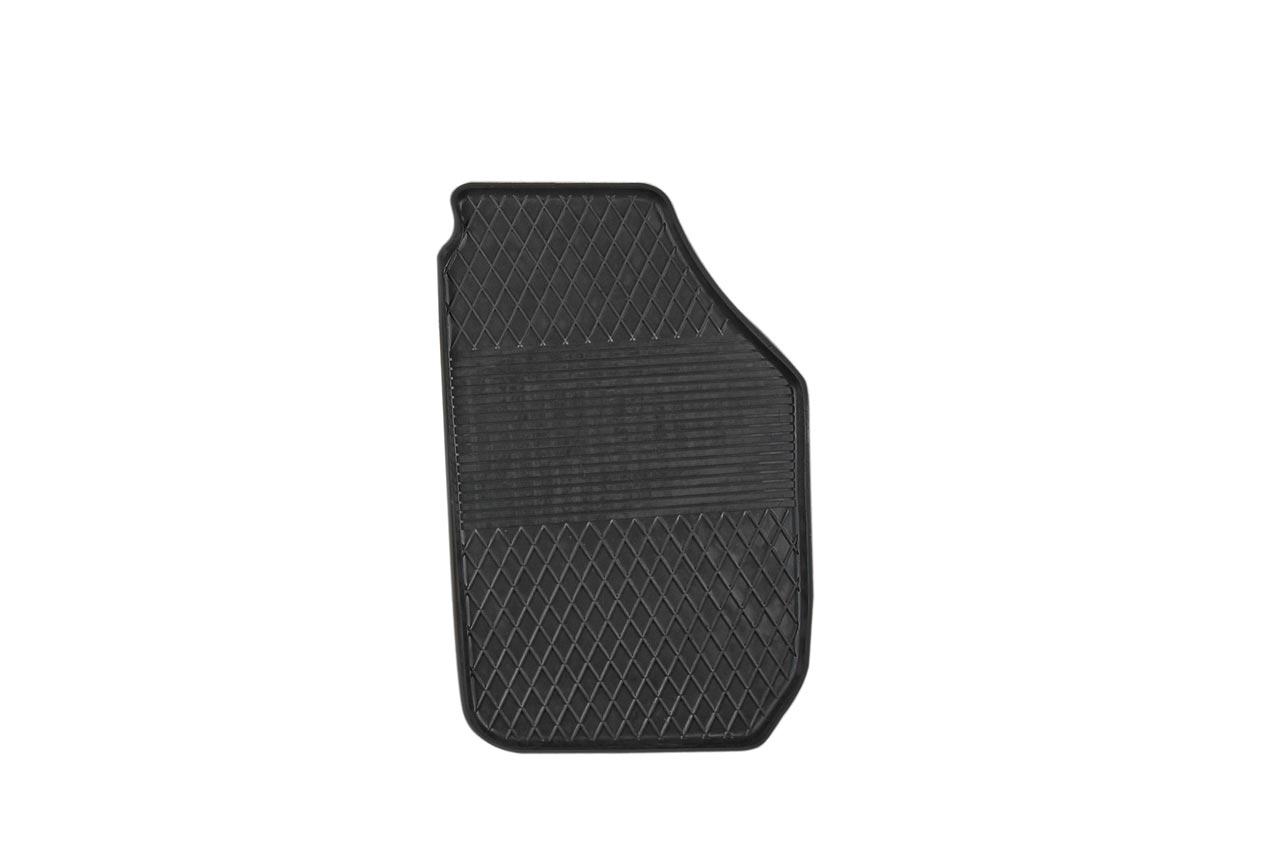Gumové rohože MG Fabia II predné, model - (LX pravy)