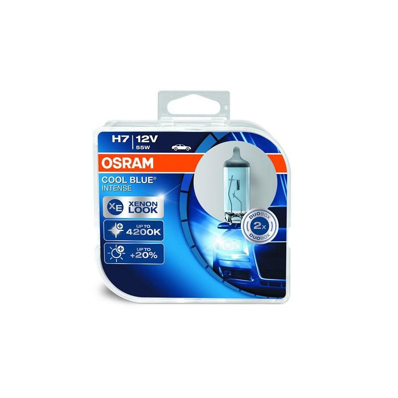 Halogénová žiarovka Osram H7 12V 55W PX26d Cool Blue Intense / 2ks