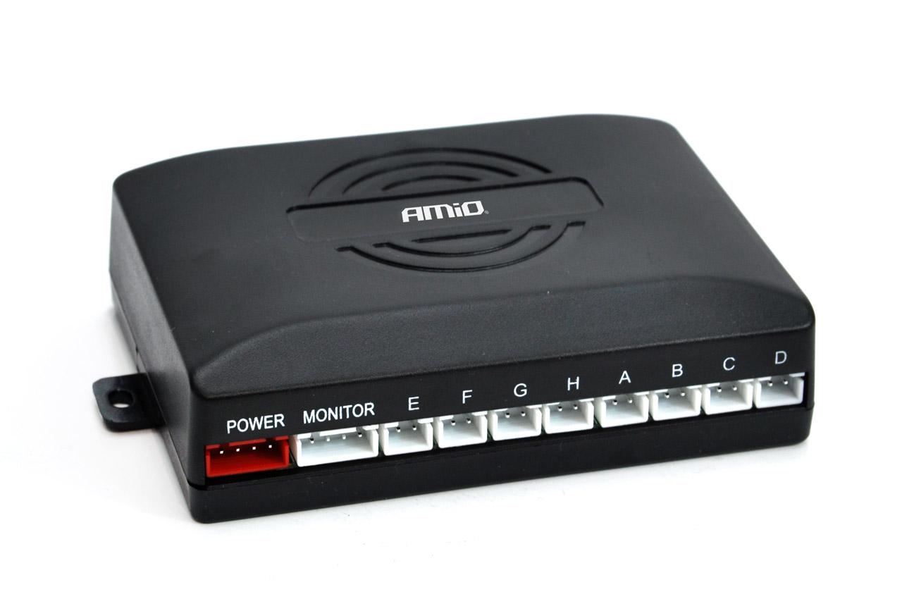Centrálka parkovacích senzorov 8 senzorová LED/Buzzer