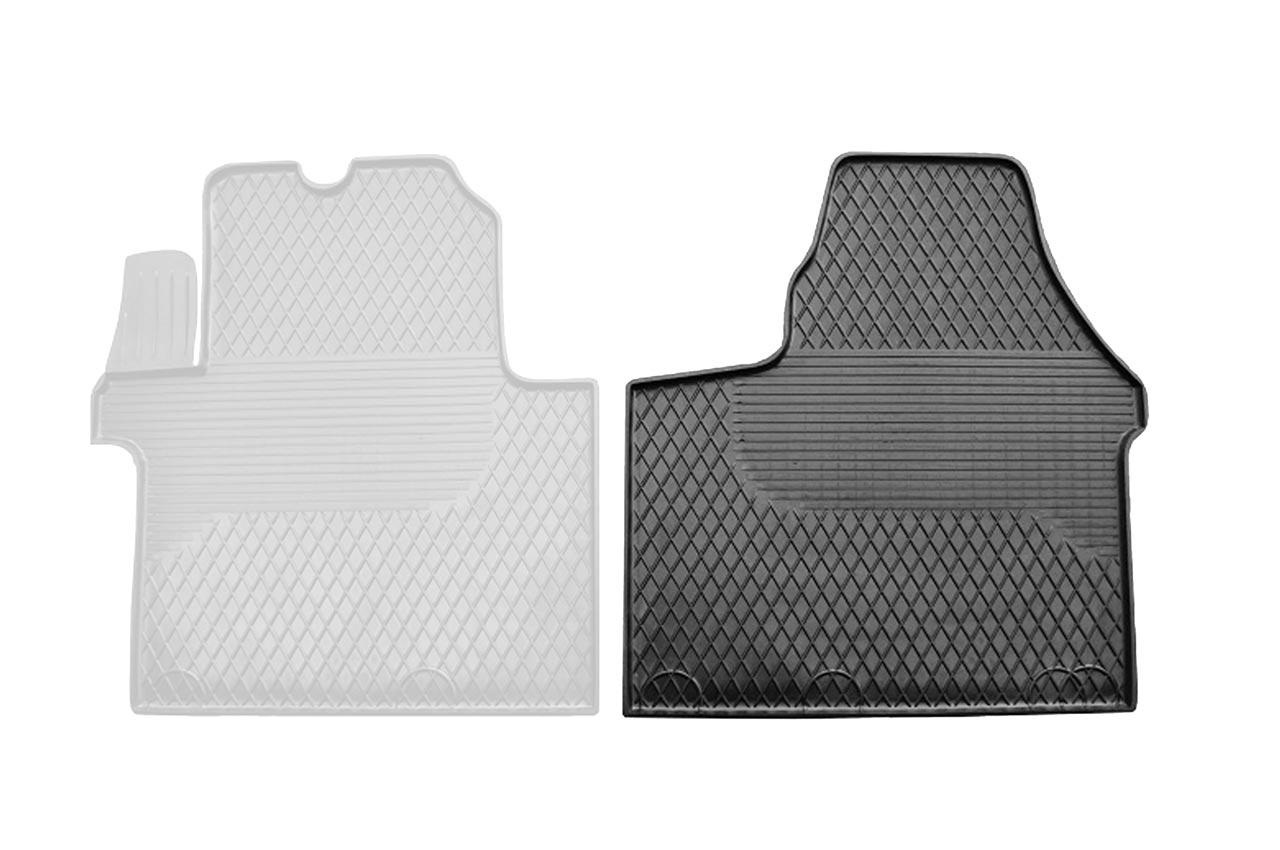 Gumové rohože MG nové Renault Traffic, Opel Vivaro - (OX ľavy)