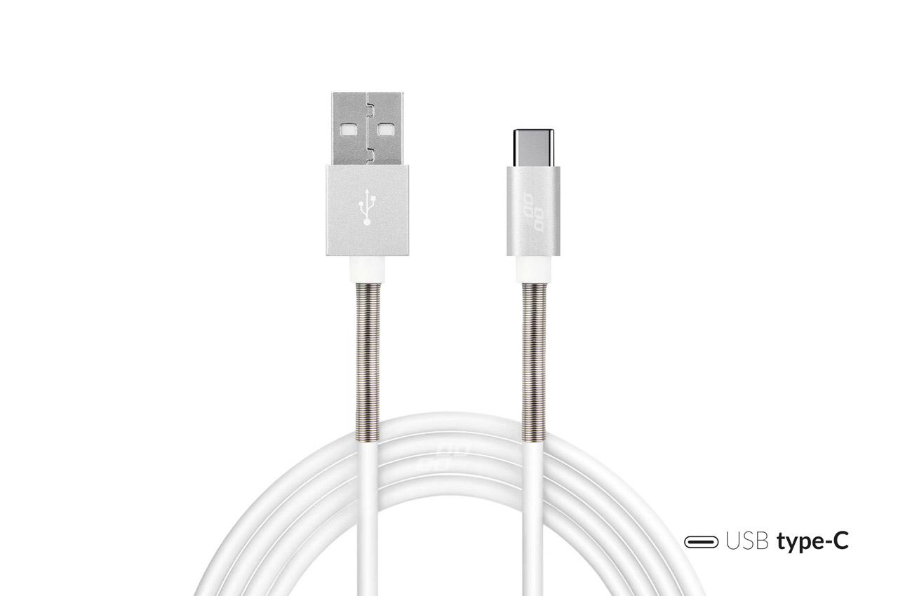 Kábel USB typ-C FullLINK 2,4A