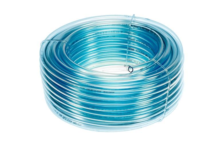 Jednovrstvová benzínová a olejová hadica priemer 8 mm /1 mb (25 m na kotúči)