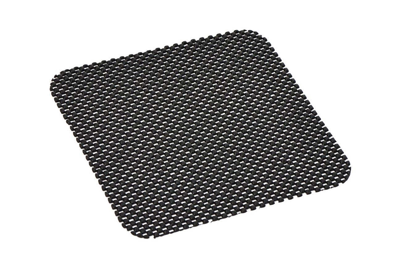 Protišmyková podložka čierna 19x22cm